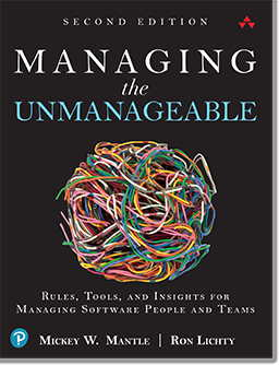 cover of the book: Managing the Unmanageable