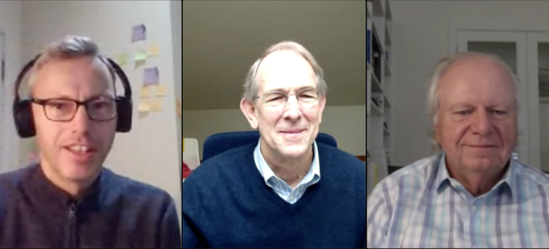 Ron and Mickey chatted live, online, Thurs, October 8, 2020 with CTO Dan Smith on the topic of their book, Managing the Unmanageable, and leading and managing software people and teams.