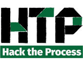 logo: Hack the Process podcast show