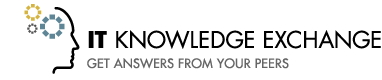 logo: IT Knowledge Exchange