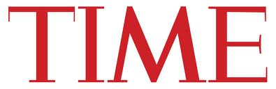 logo: Time magazine